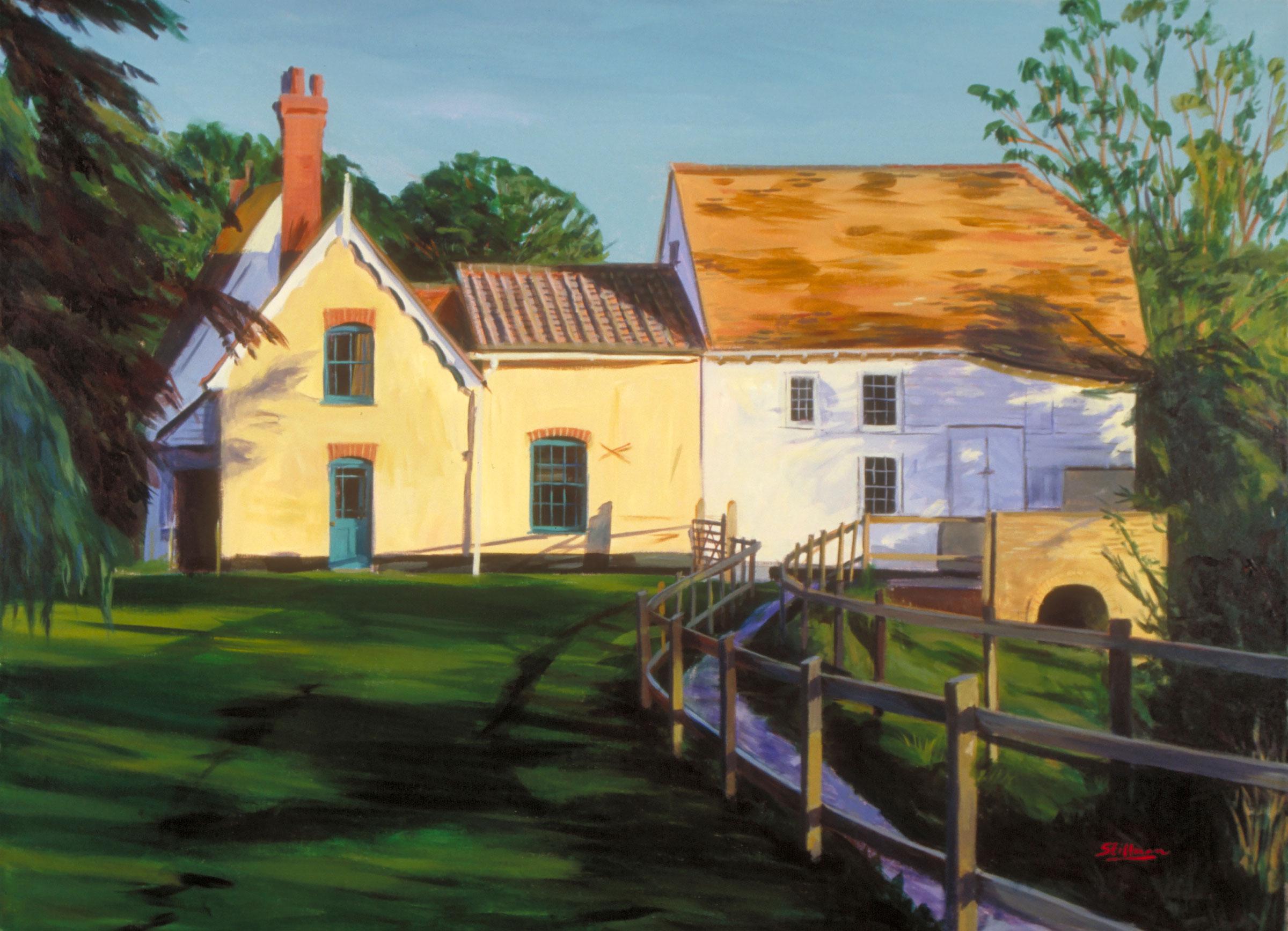 Cottage, Saffron Waldon