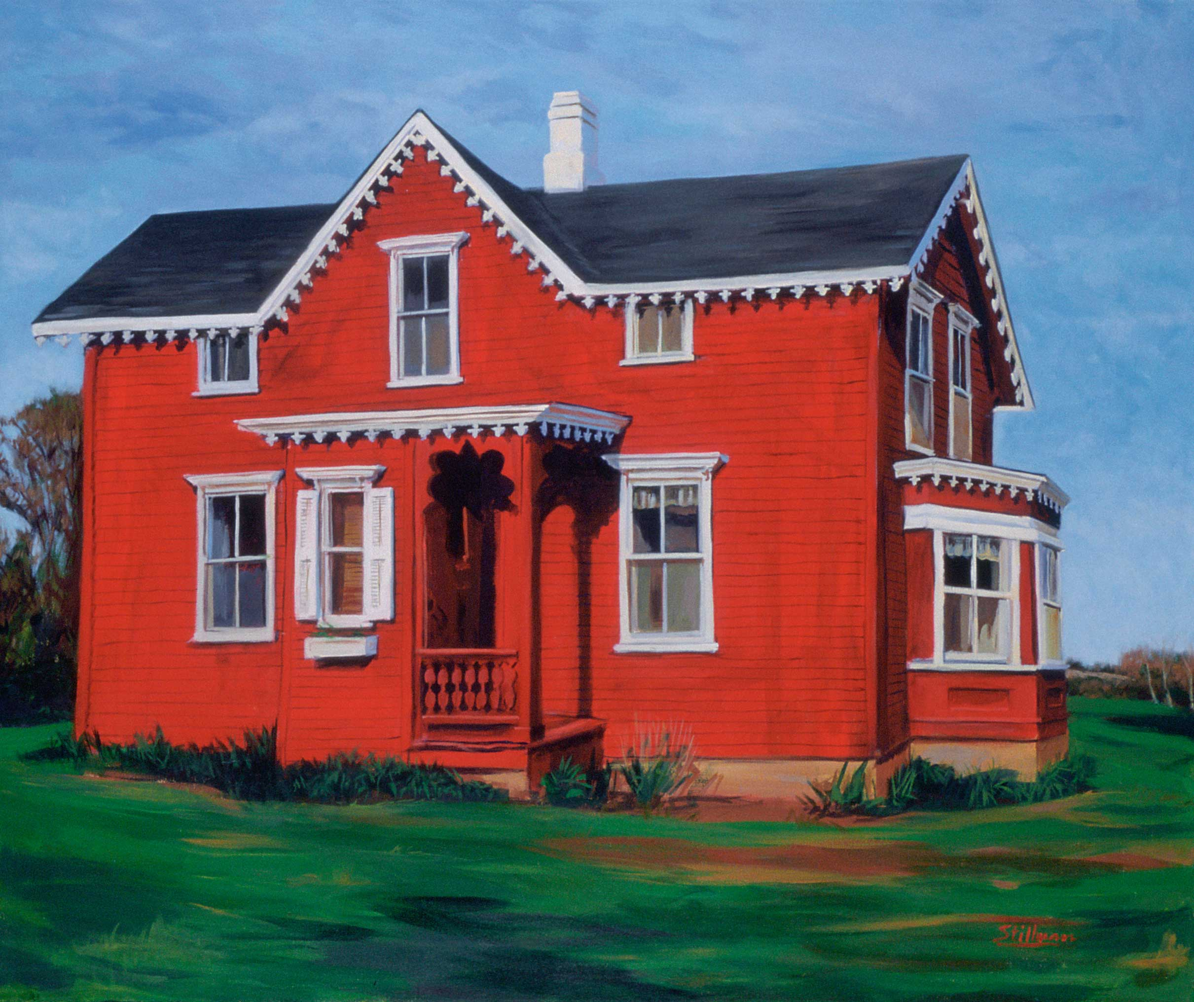 Red House, Block Island