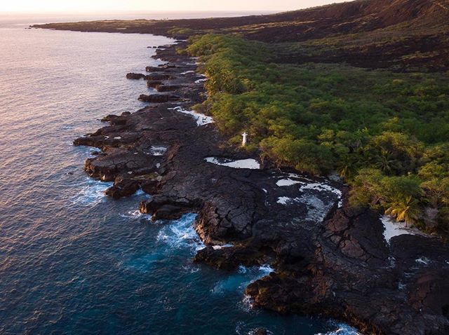 Success is more dangerous than failure, the ripples break over a wider coastline. #coastline #bigisland #bigislandhawaii #hawaii #drone #dronephotography #sunset #photography #view #captaincookhawaii #hiking #adventuretime #rocks #instagram #positivevibes #success #fun #happy #nature #naturephotography #timelapse #camera #passion