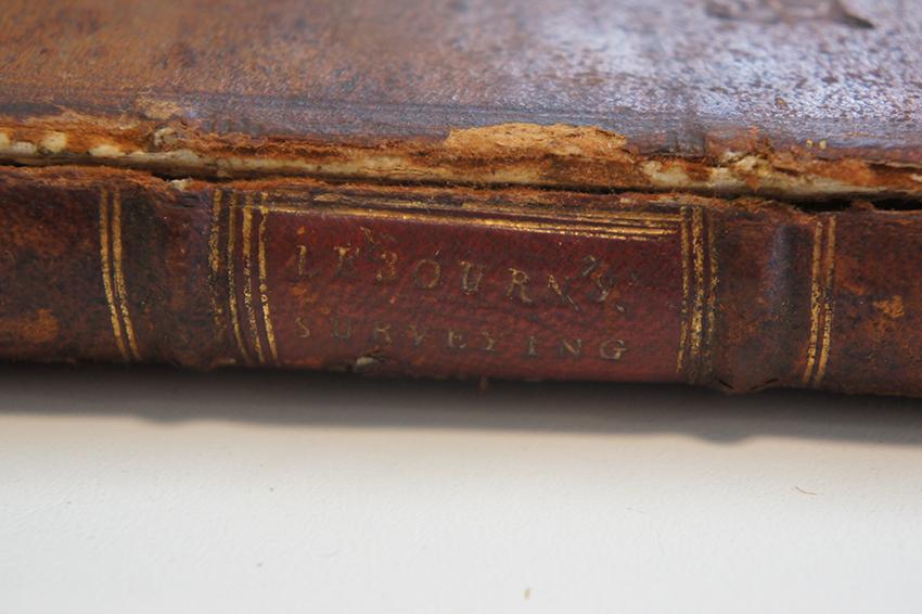 The Compleat Surveyor, Leybourn, 1653