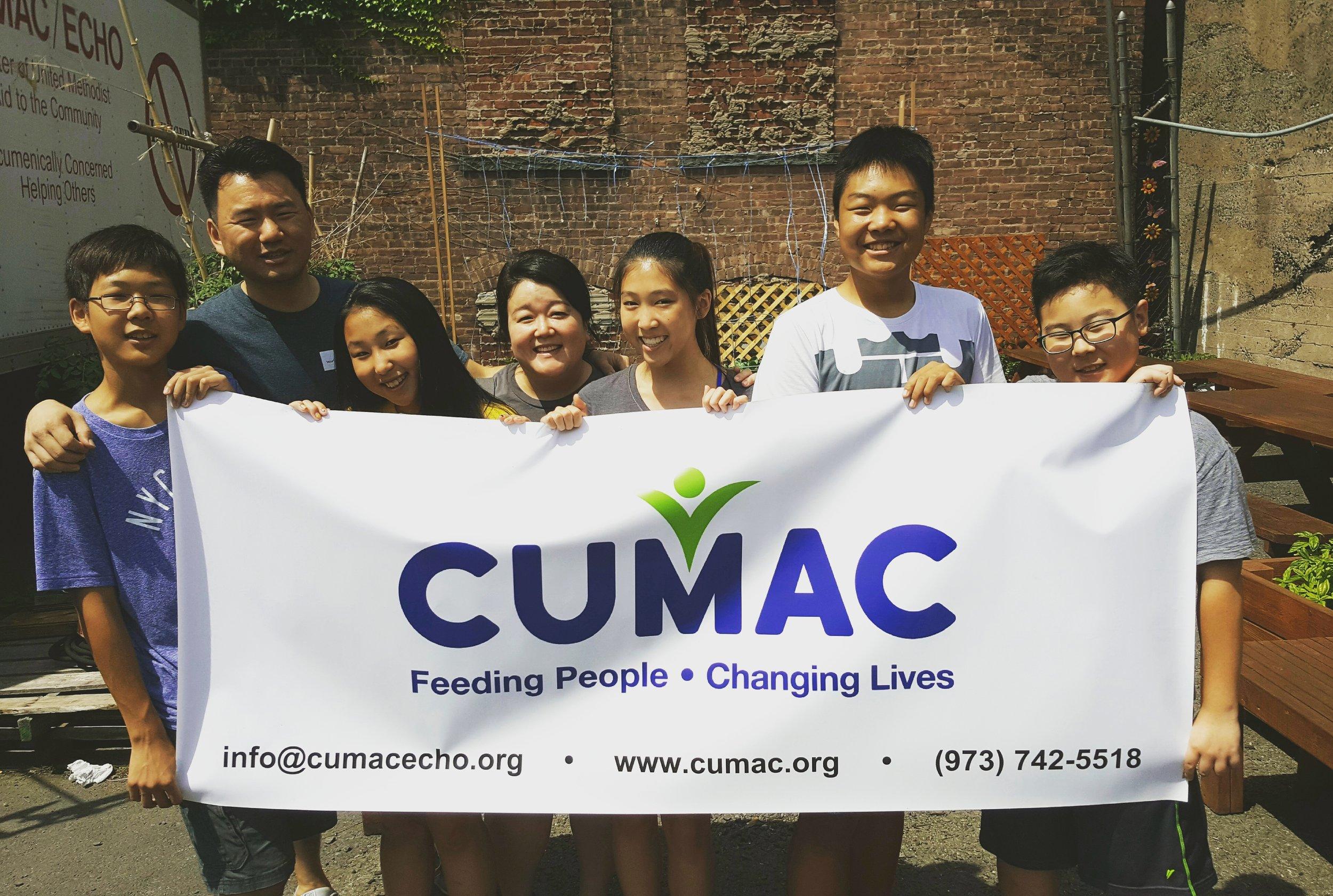 Chodae Community Church volunteering.jpg