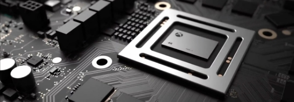 Project Scorpio will have 6 teraflops of GPU power, 4k resolution, and will be VR ready.