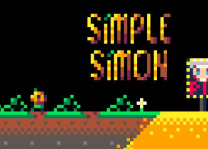 Simple simon - difficult platformer