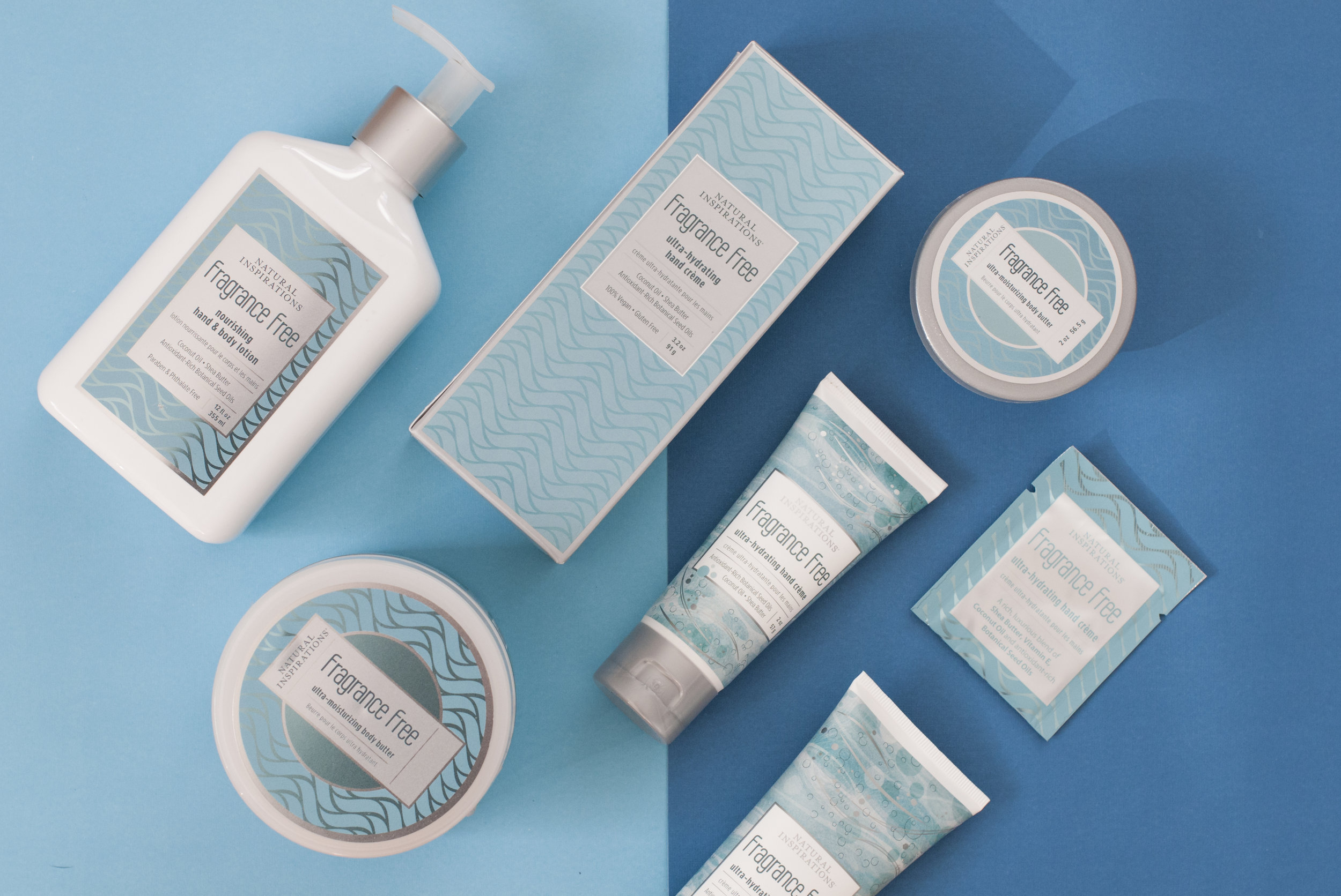 HYDRATE & SOFTEN WITH FRAGRANCE FREE