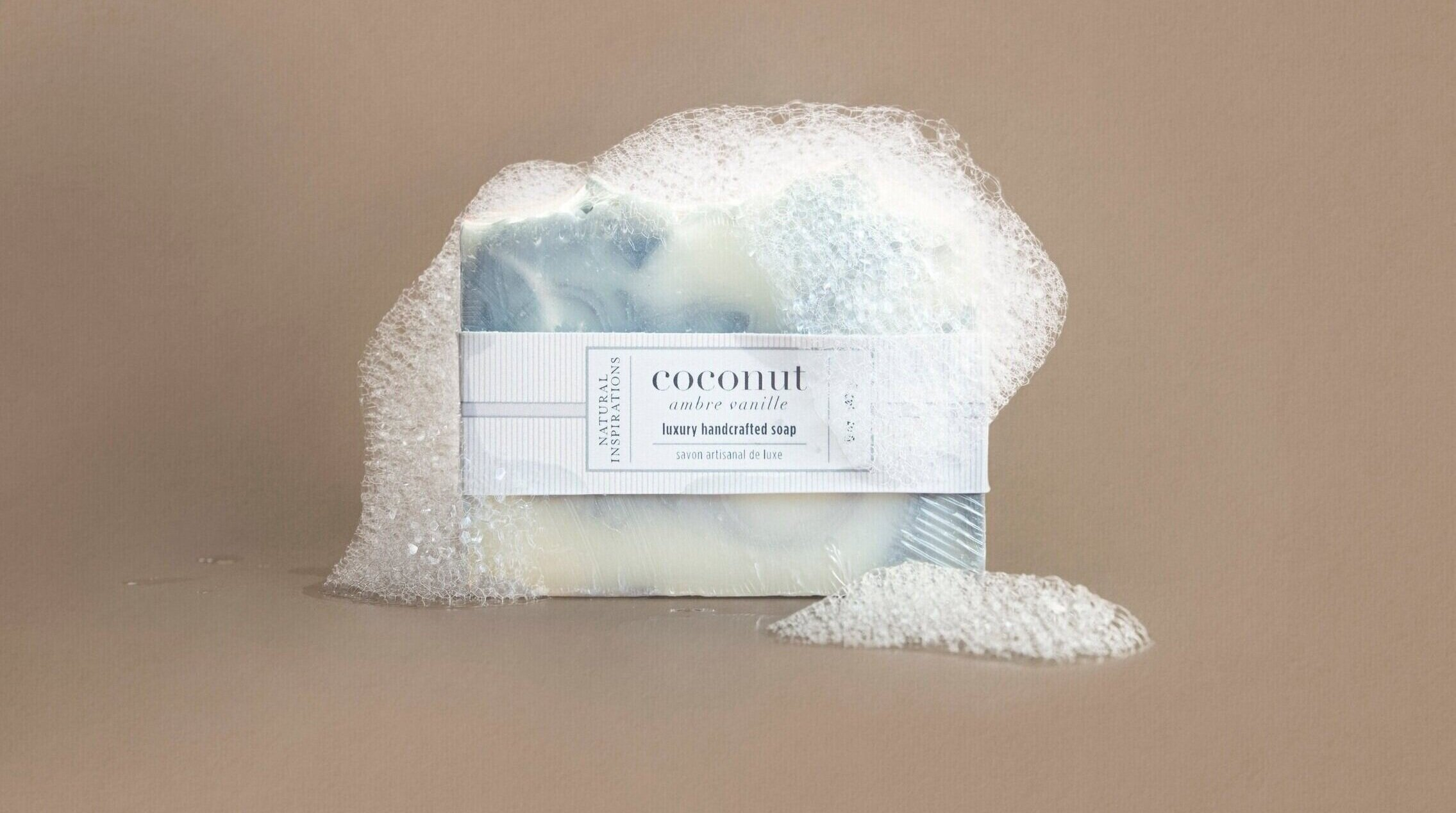New for Fall 2019: Luxury Handcrafted Soap - Our handcrafted soap preserves the rich benefits of plant-derived butters and oils to create the most nourishing natural soap. Creamy, luxurious lather and clean fresh fragrances indulge you with the ultimate moisturizing experience.