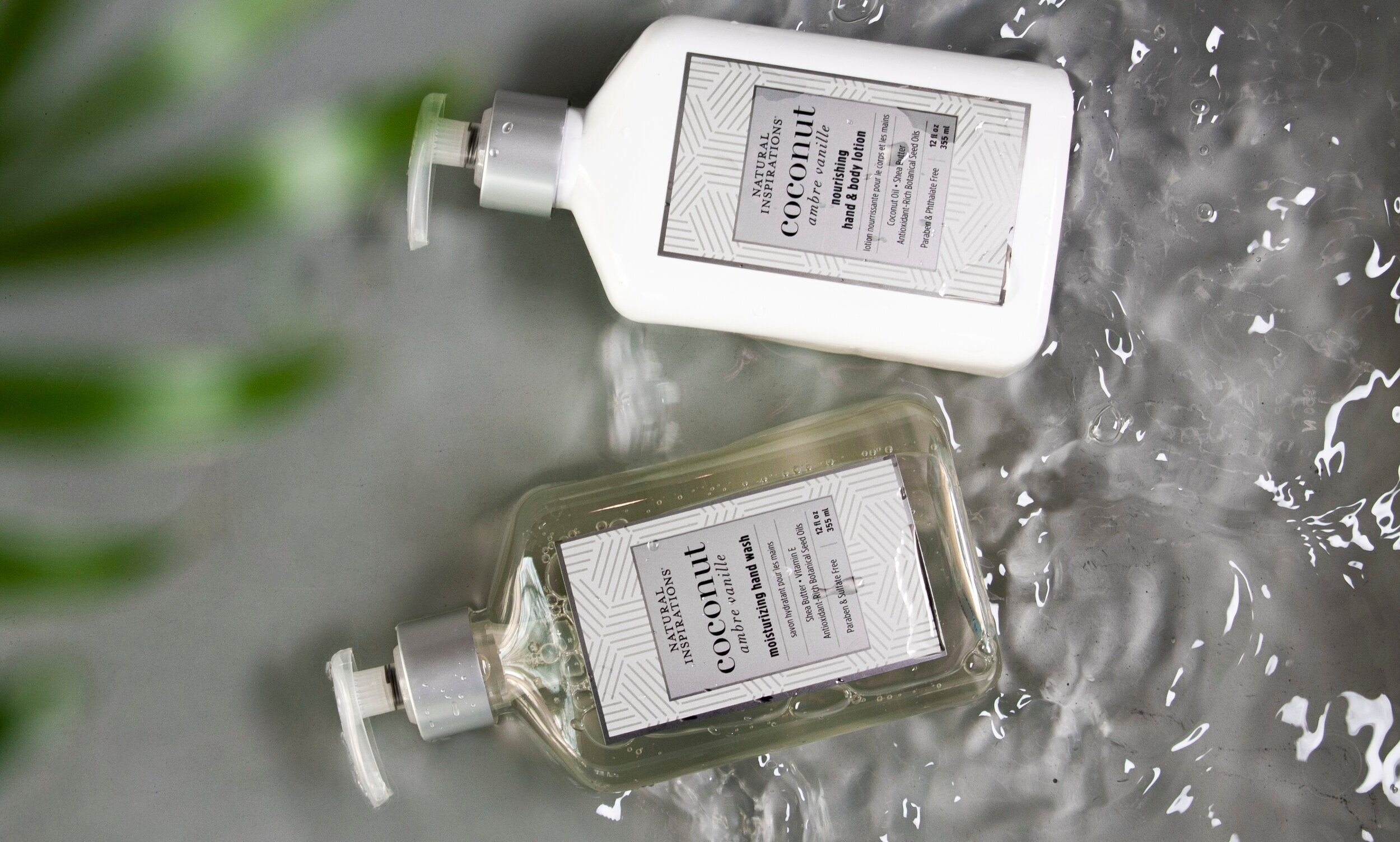 Moisturizing Hand Wash - Refresh & rejuvenate your hands with our super sudsy, sulfate-free moisturizing hand wash loaded with skin-loving botanicals & light, clean, fresh fragrances.
