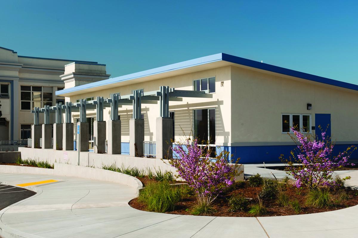 Spruce Elementary School  – South San Francisco