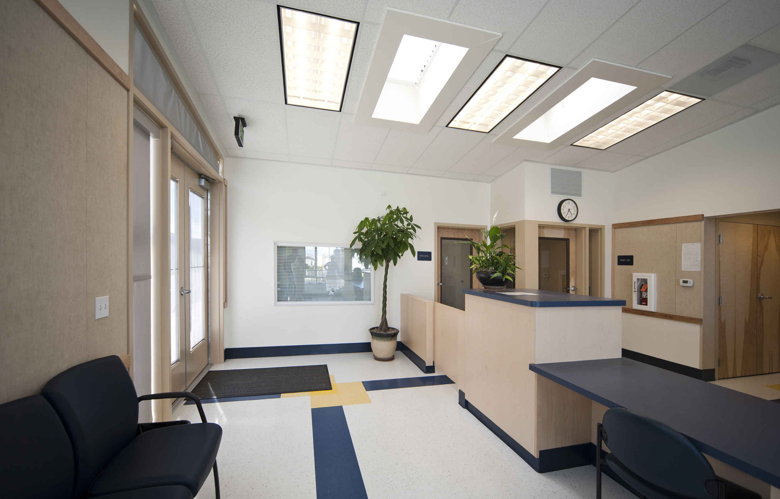 School Administrative Offices –South San Francisco