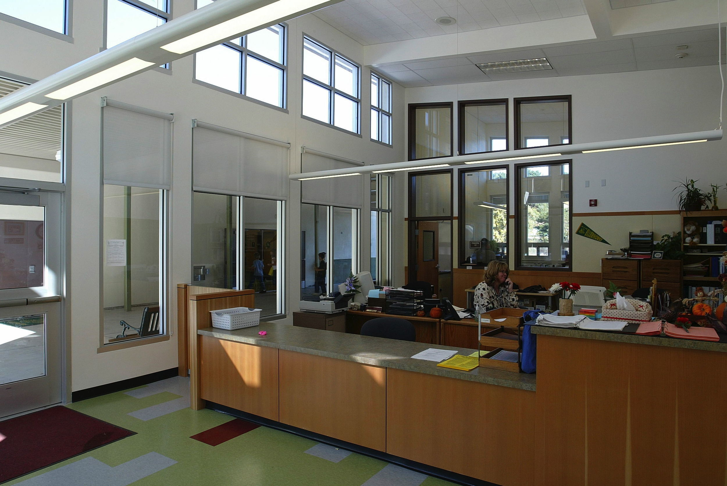 School Administrative Offices  – Pinole