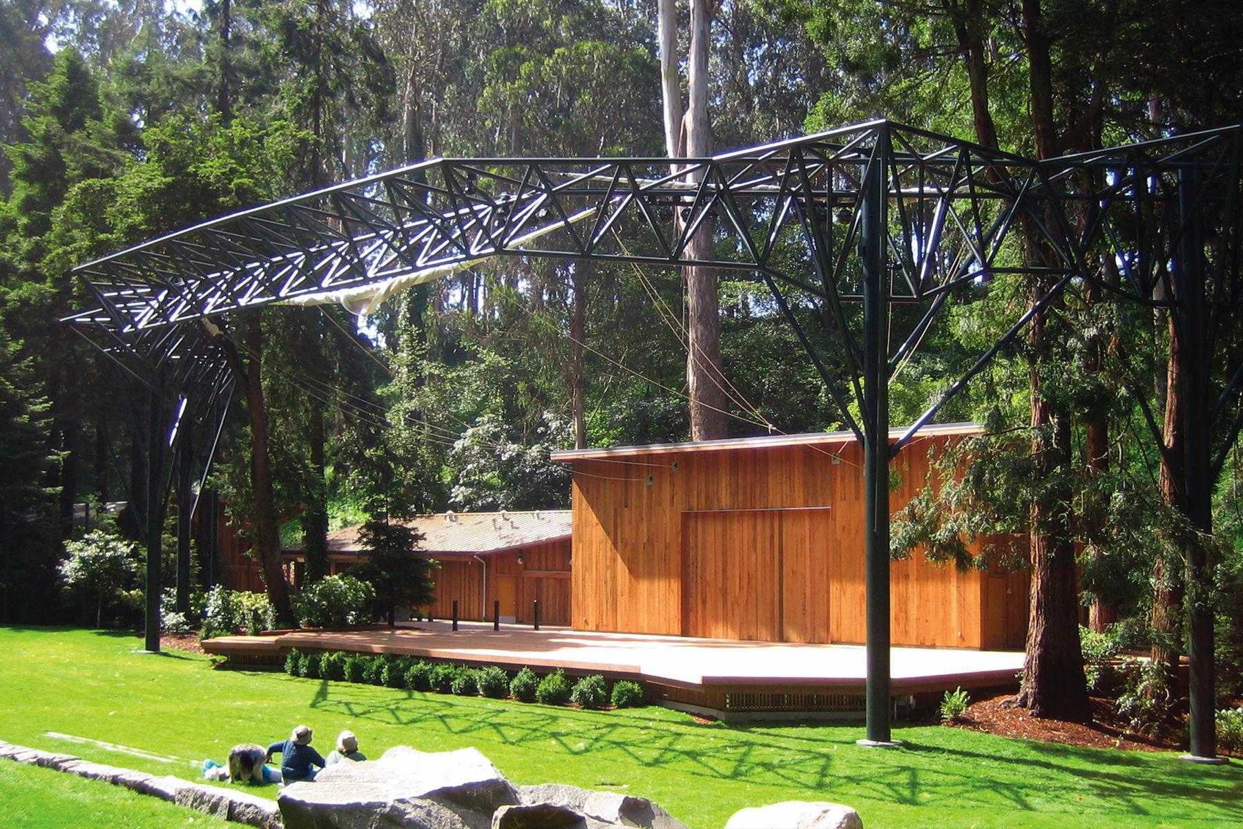 Stern Grove Concert Facilities  – San Francisco
