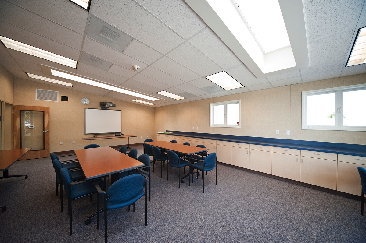 Staff development and collaboration space