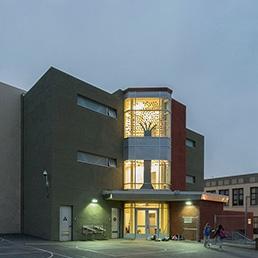 Francisco Middle School  –  San Francisco