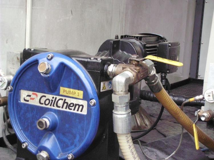 CoilChem Pump
