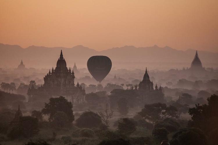 MYANMAR  //OCT 24 – NOV 1, 2014