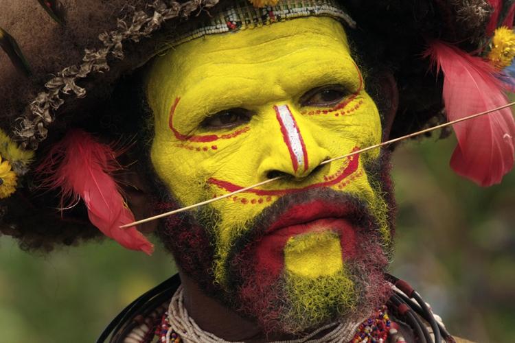 PAPUA NEW GUINEA   //OCT 25  – NOV 2, 2013