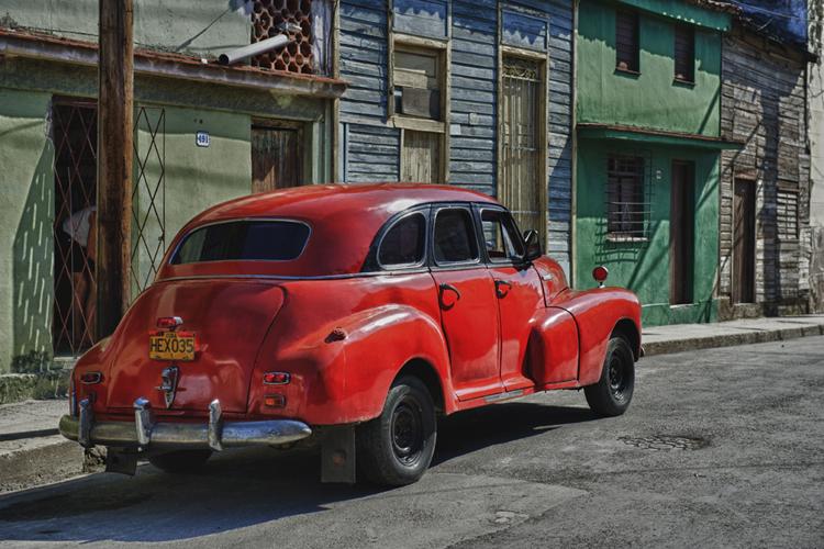 CUBA  // NOV 12  – 19, 2012