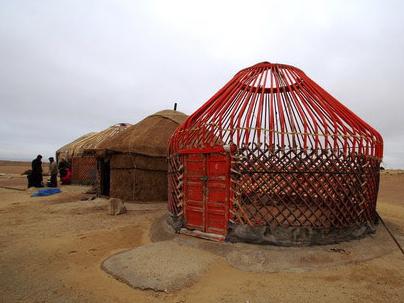 Ayaz Kala   Ayaz Kala Yurt Camp