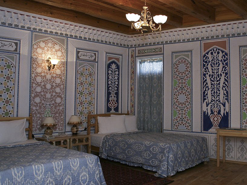 Bukhara   Komil Boutique