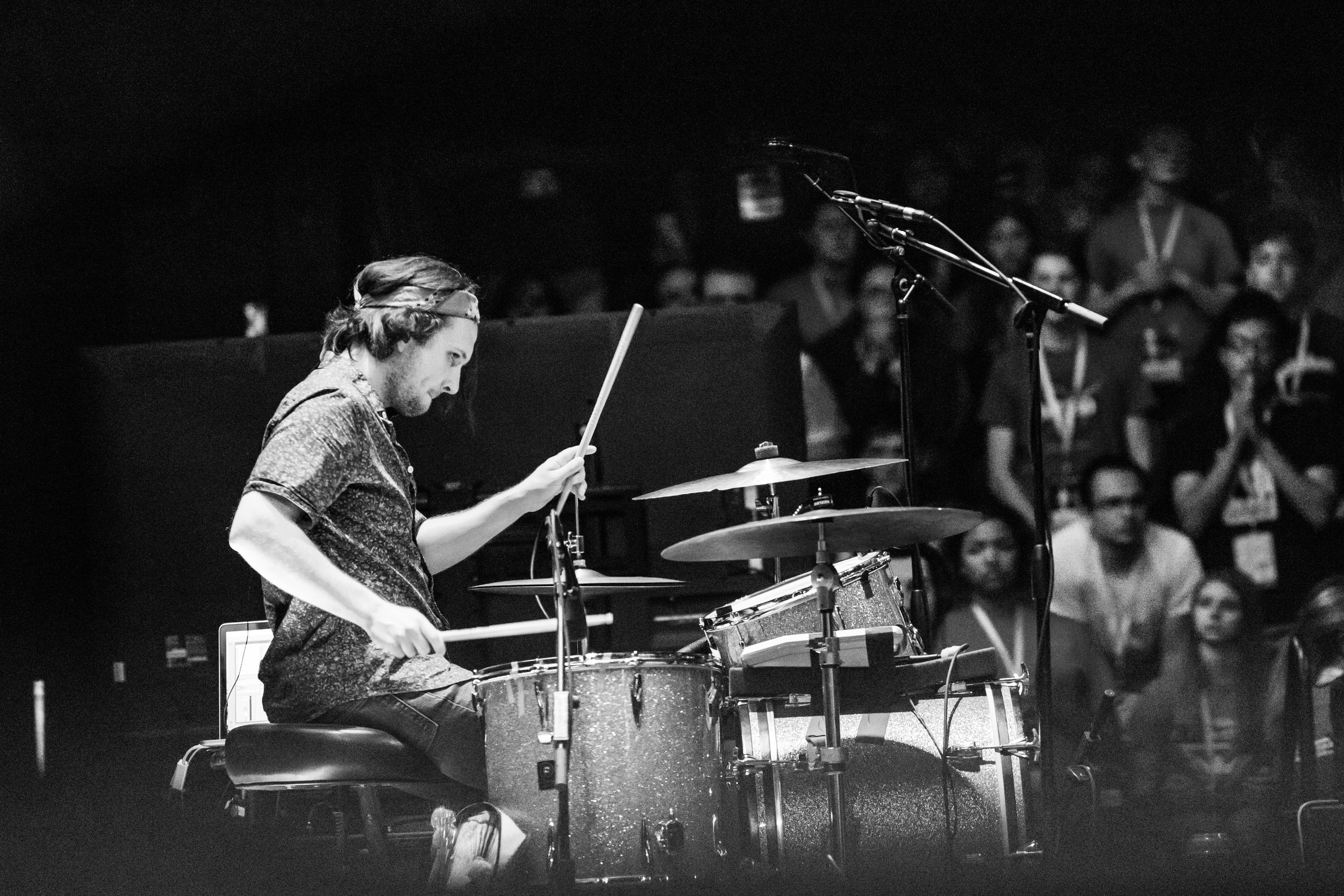 Reese Kling - Drums
