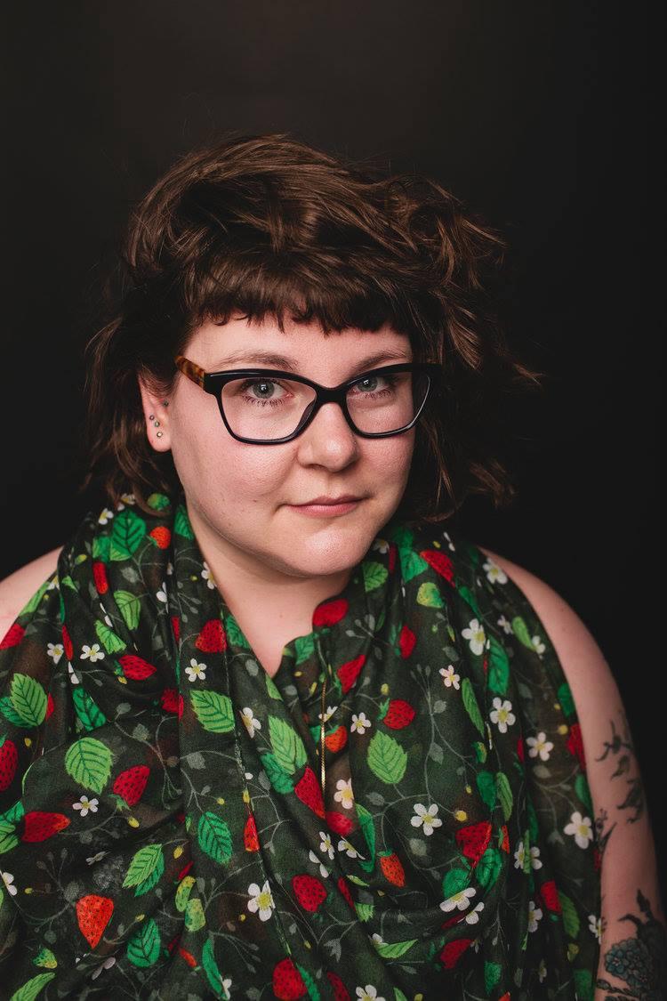 Maggie Rogers: Director. Dramaturg. Fat Activist.
