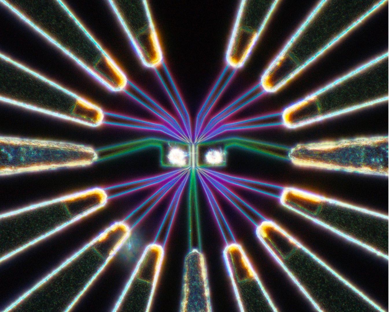 Carbon nanotube double quantum dot