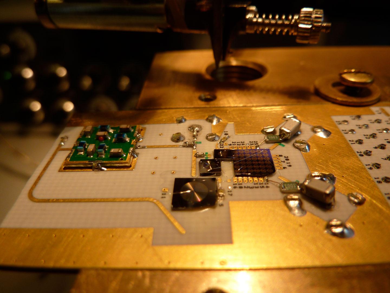 Reflectometry PCB