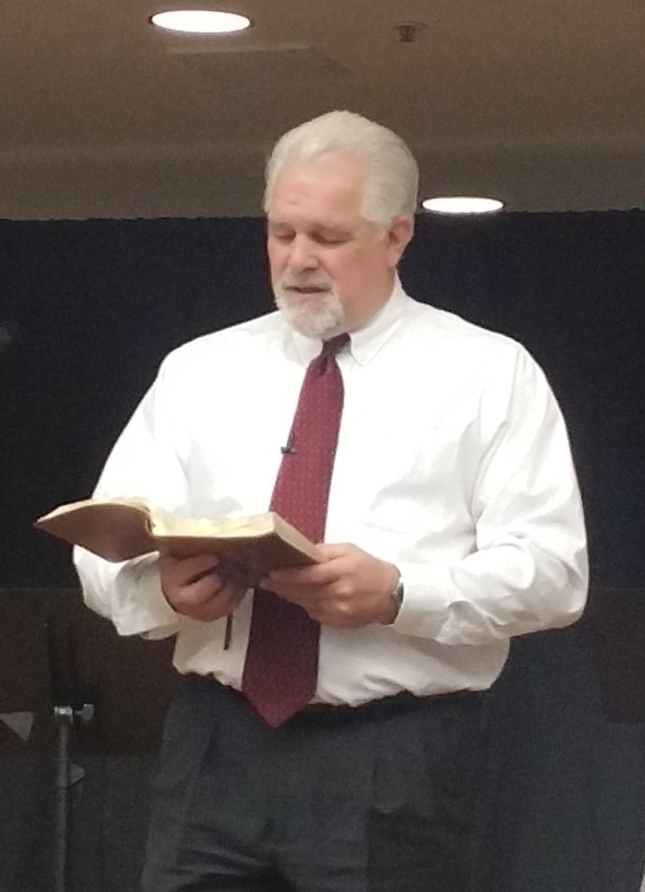 Pastor Jay Beckley, Stone creek Bible Church