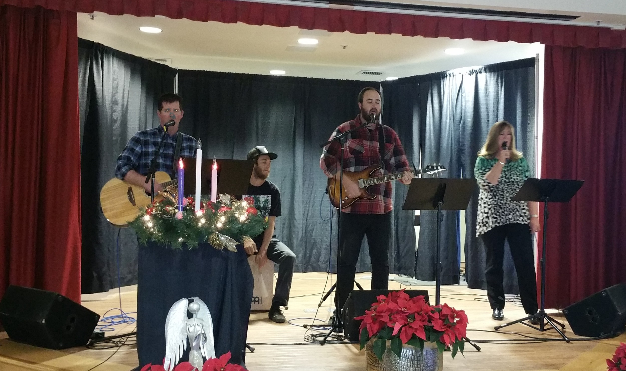 Stone creek bible church worship team