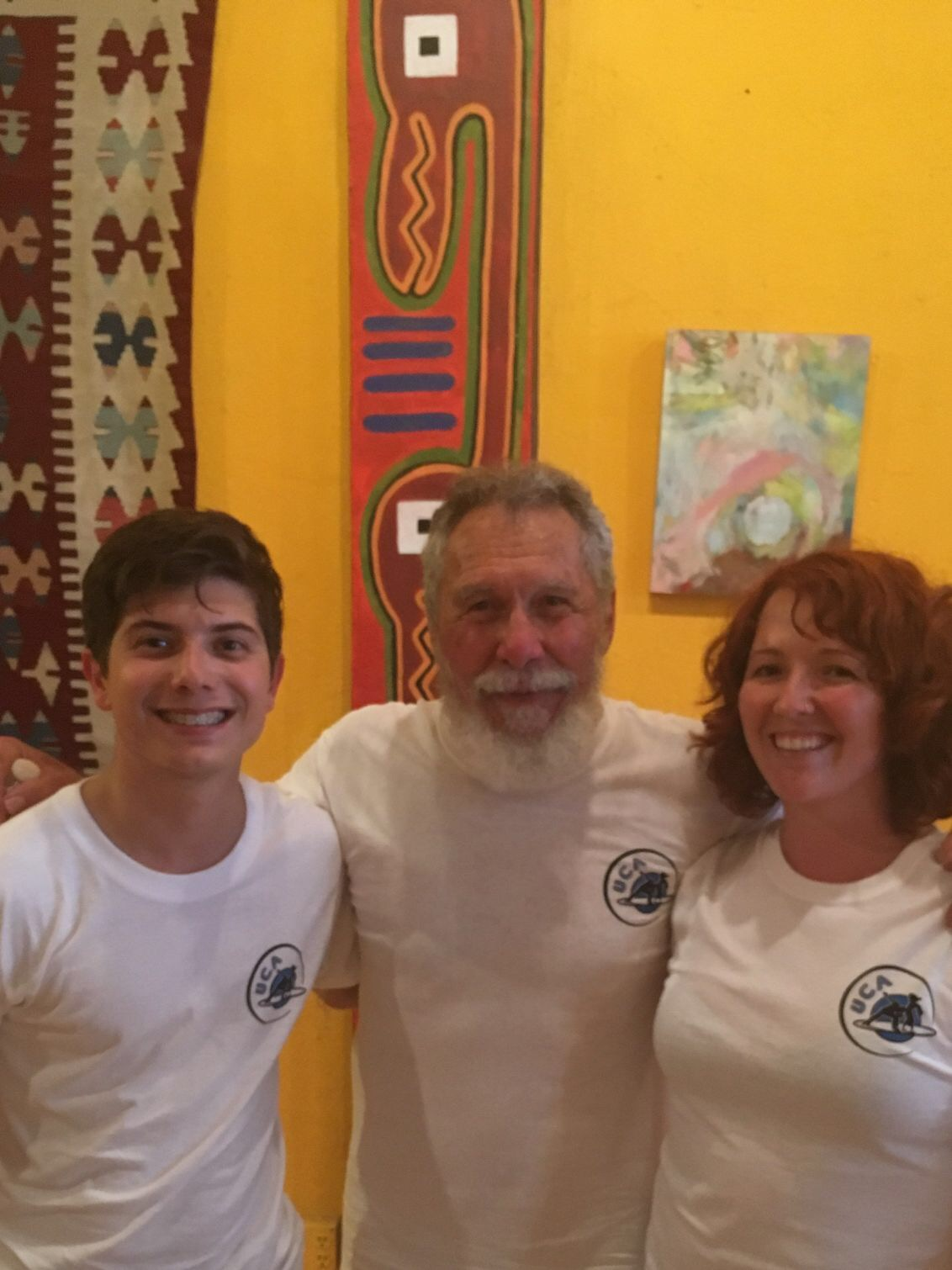 Carioca, Mestre Acordeon e Cenoura