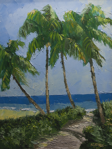 Path to the Beach (SOLD)
