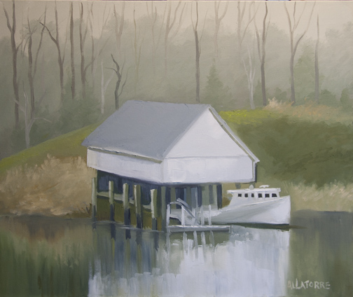 Boathouse (SOLD)