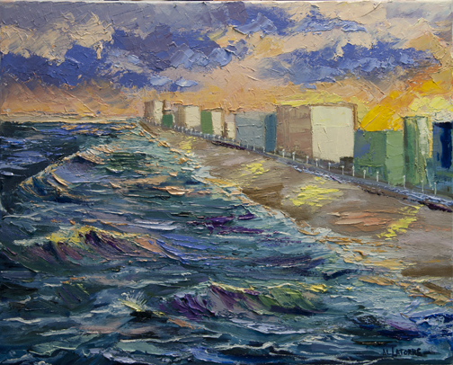 From the Pier (SOLD)
