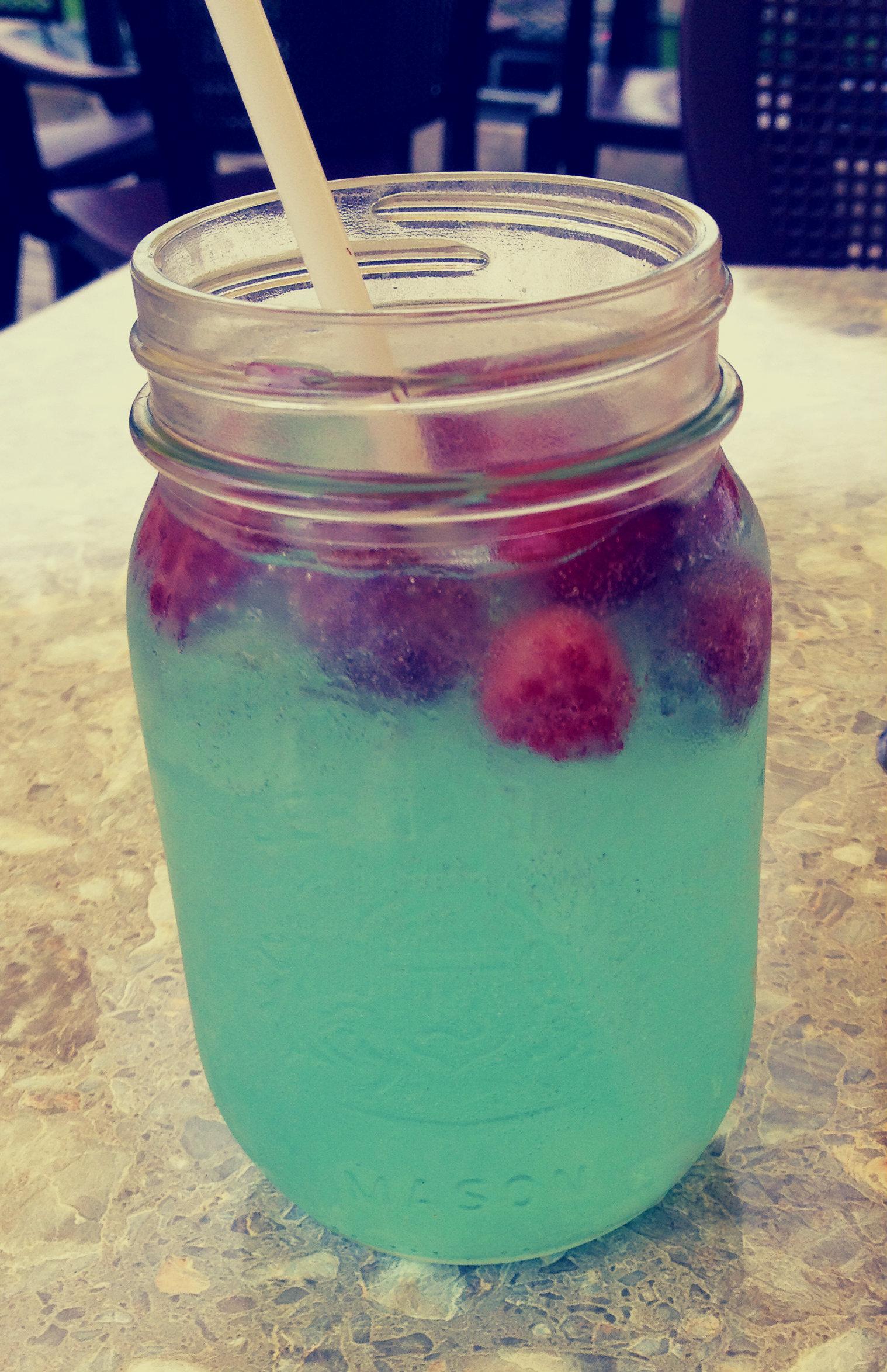 Blue Raspberry Lemonade