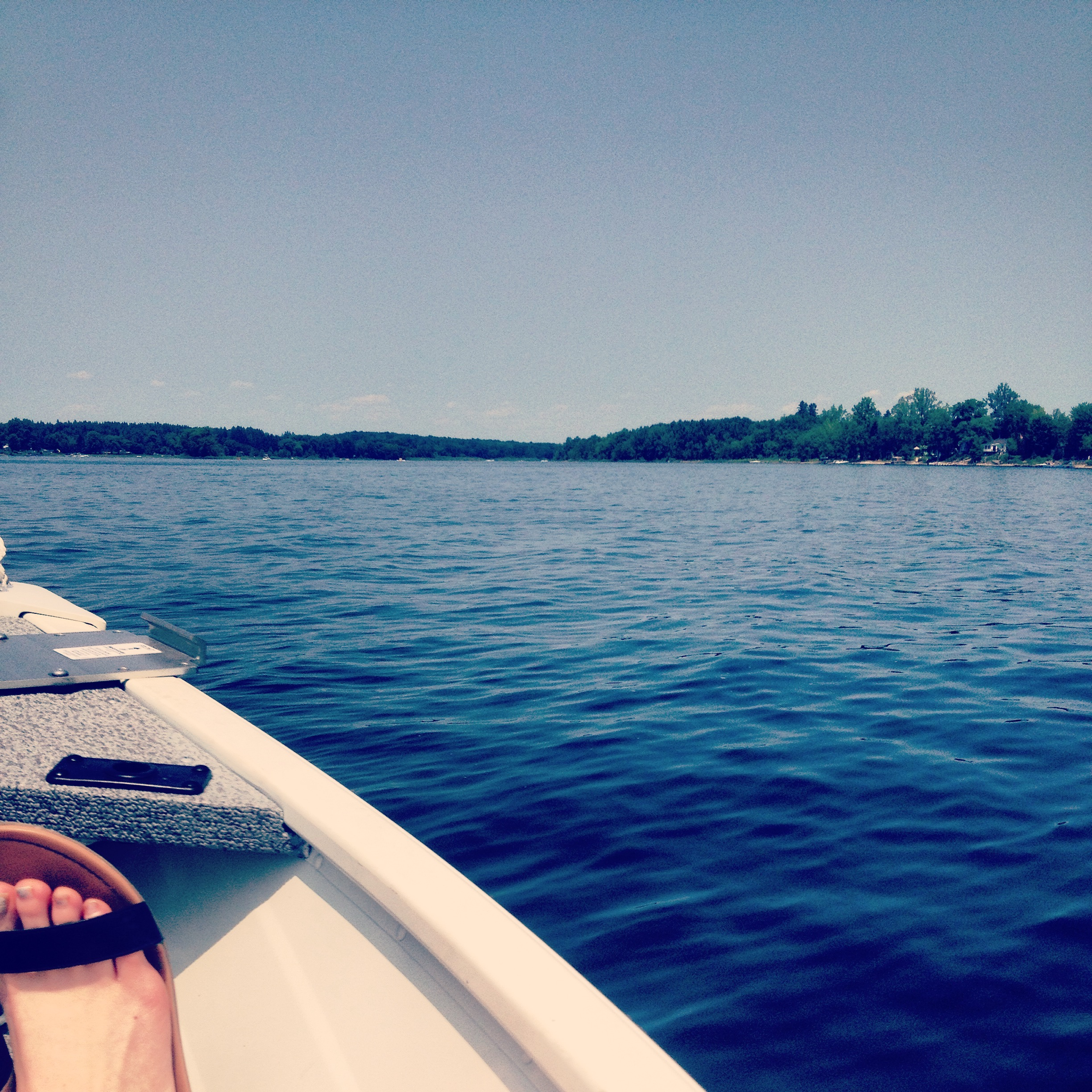 Boating View