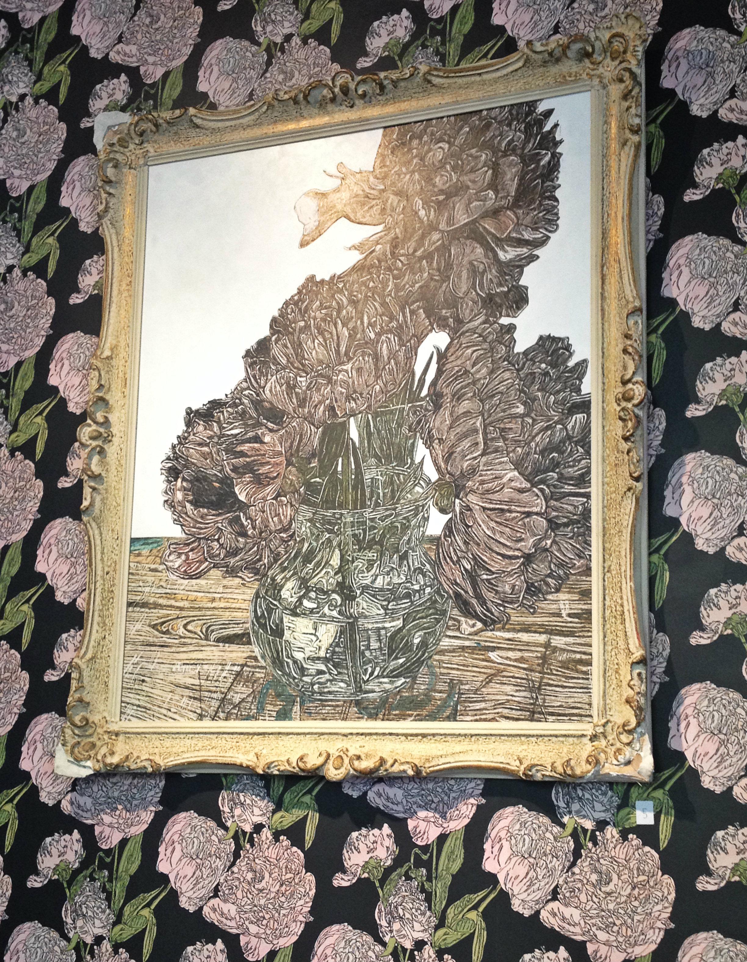 Honey Bake Shop | Floral Decor
