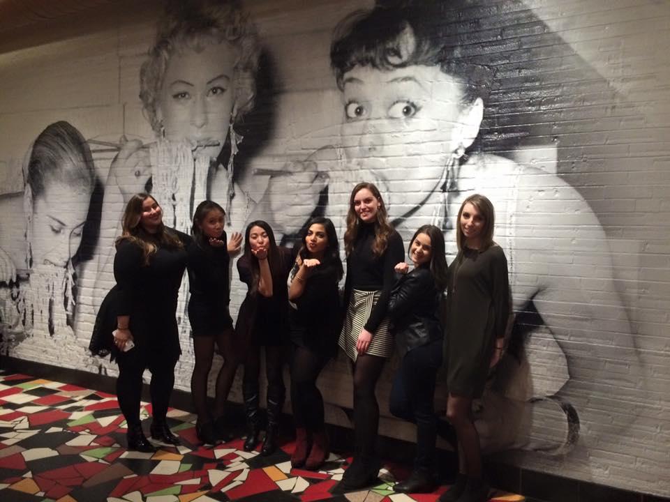 Badali Bar Girls   Tall Girl Meets World