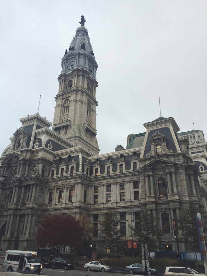 Philly Building | Tall Girl Meets World