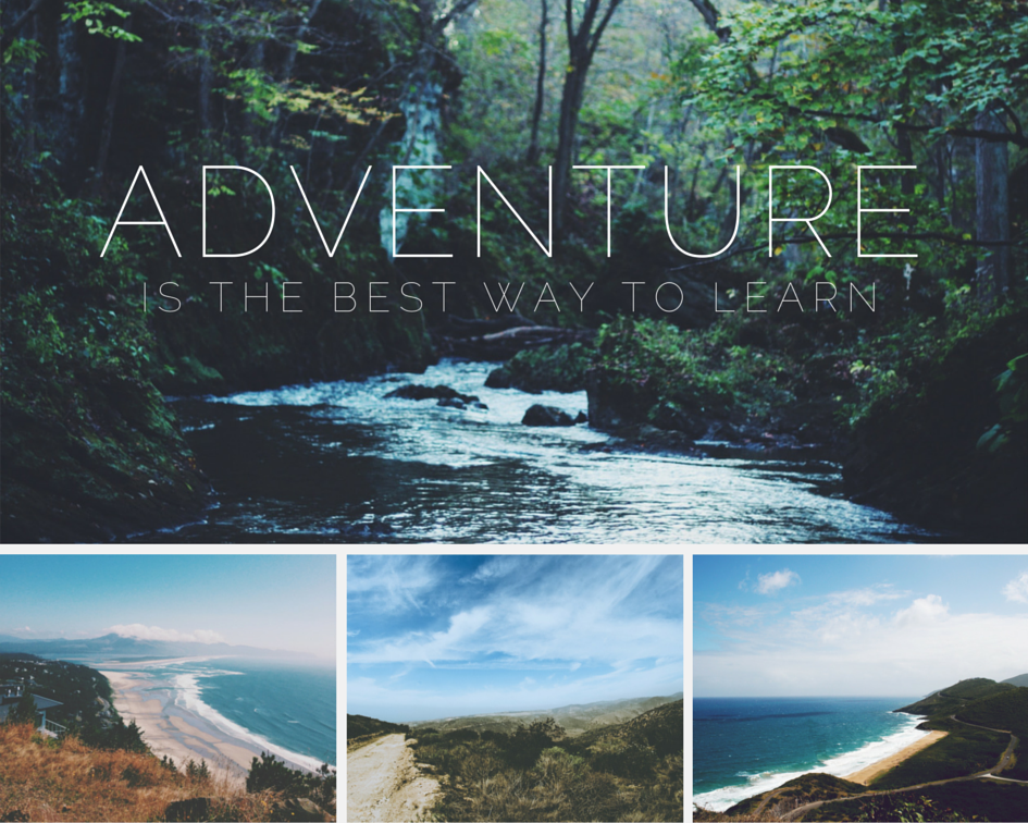 Adventure is the Best Way to Learn | Tall Girl Meets World
