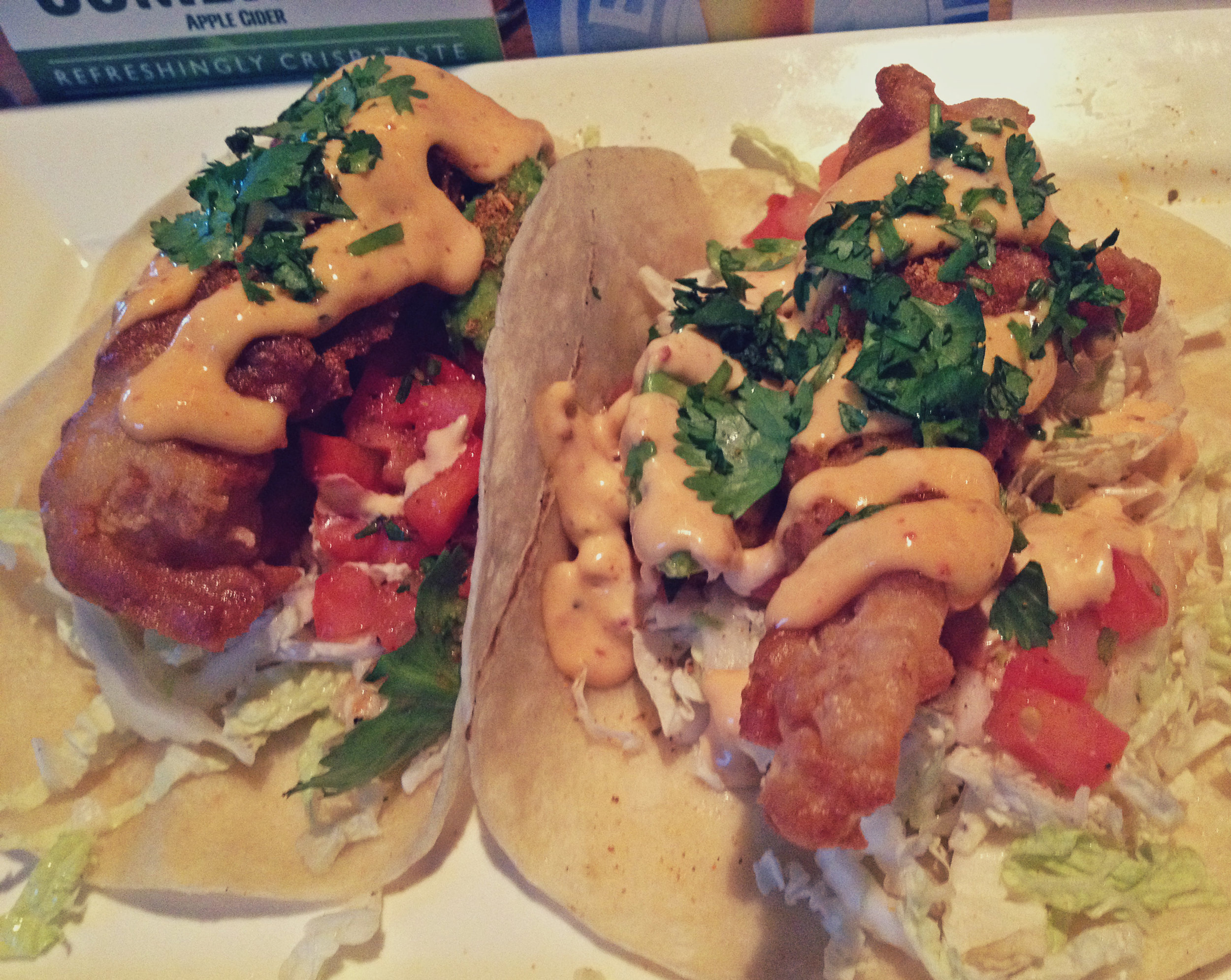Beertown Fish Tacos | Tall Girl Meets World