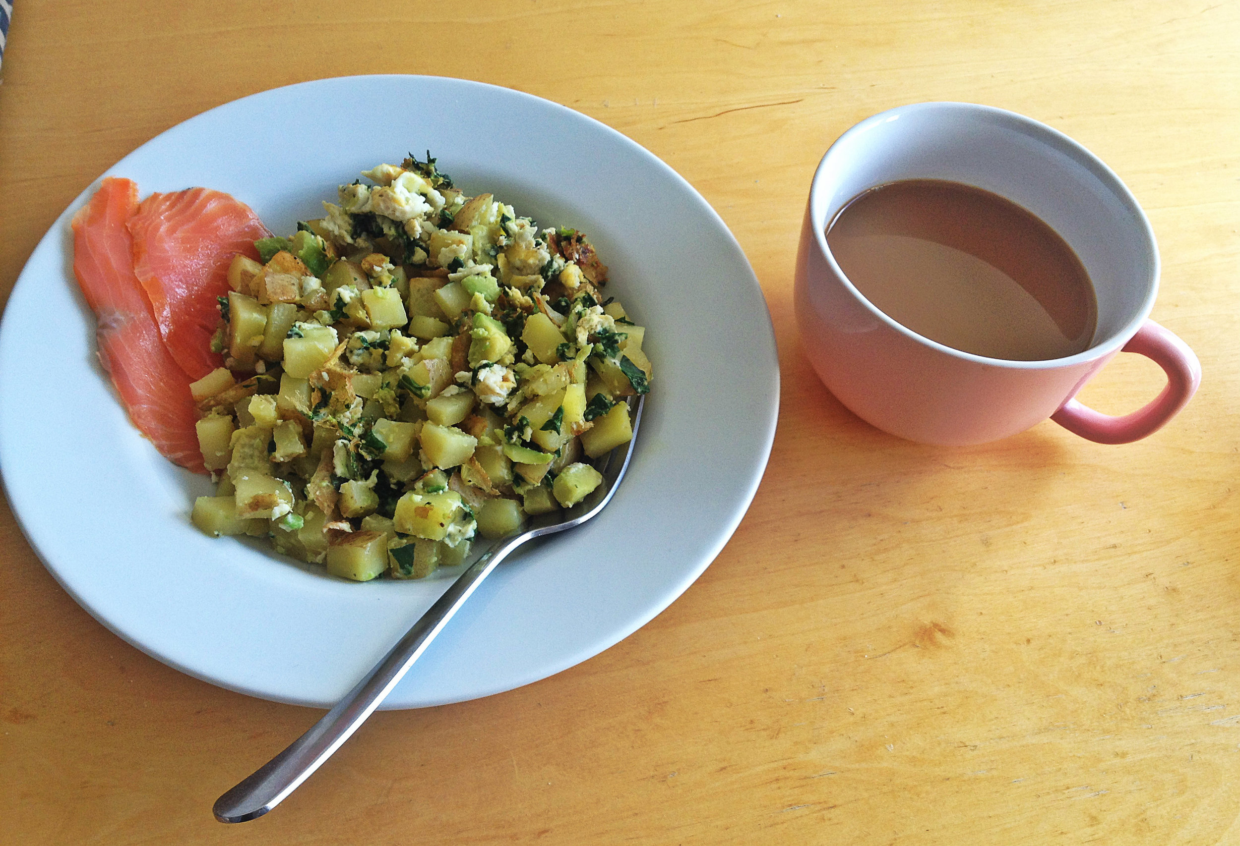 Breakfast Spread | Tall Girl Meets World