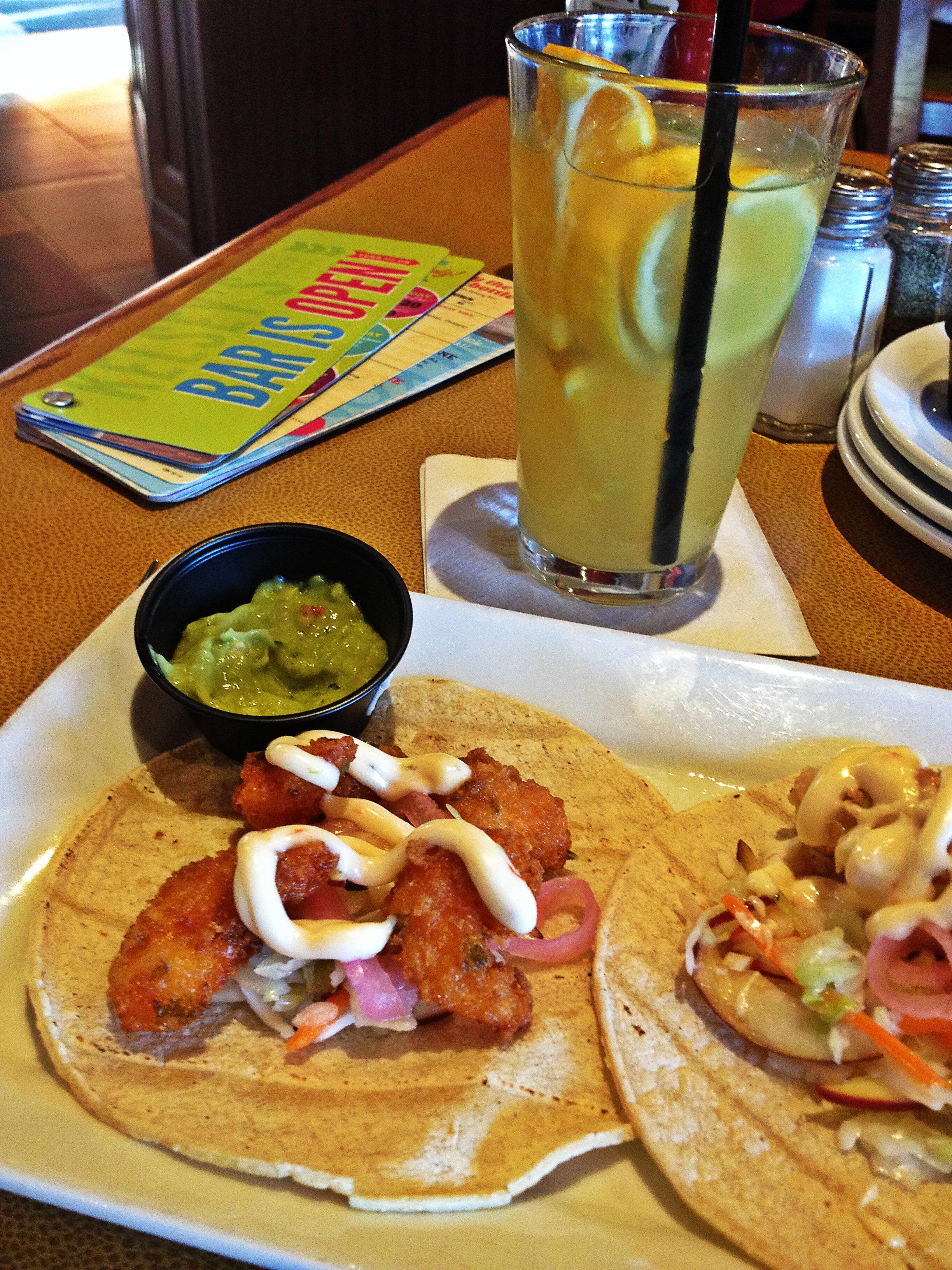 Fish & Shrimp Tacos | Tall Girl Meets World