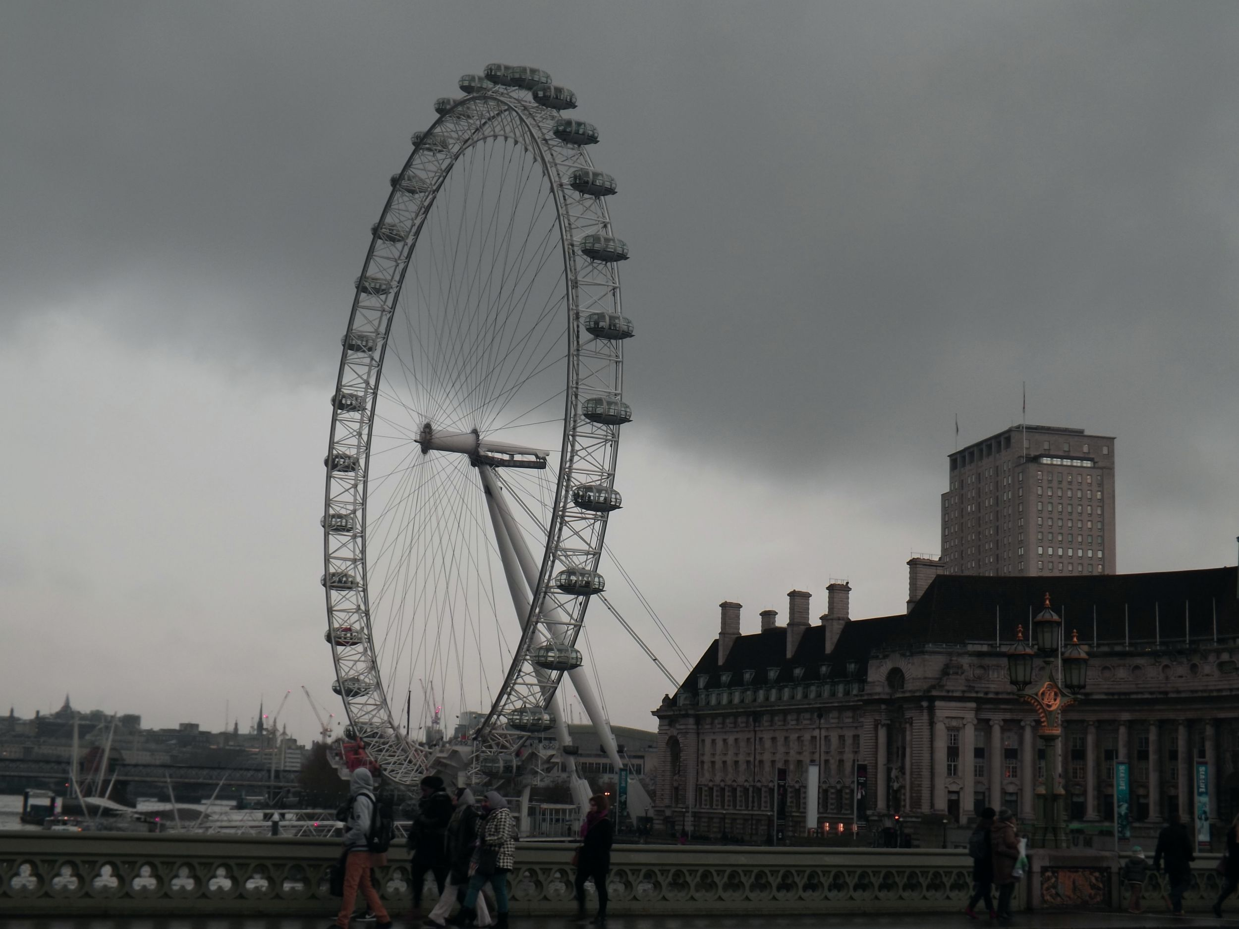 London Eye | Tall Girl Meets World