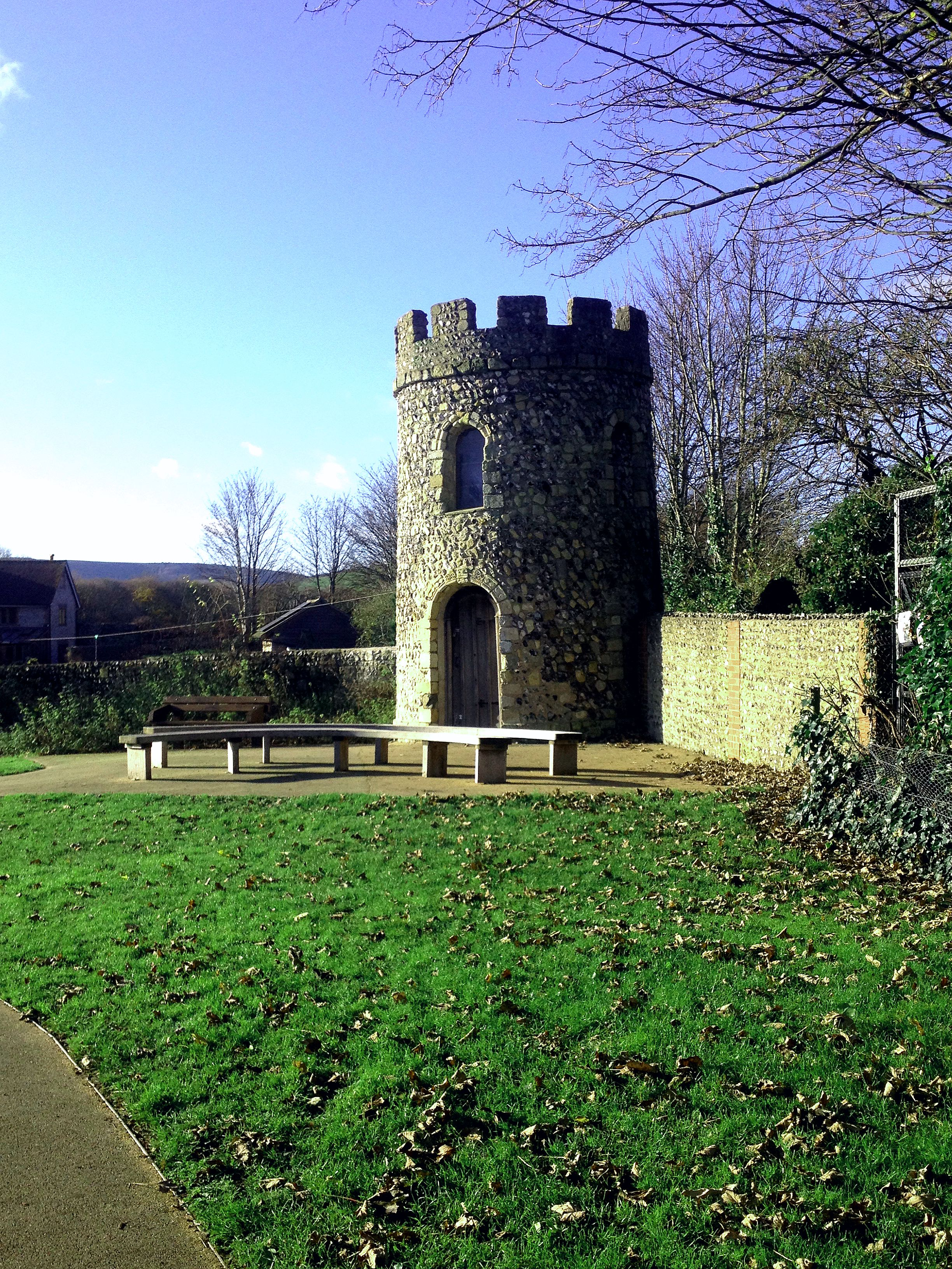 Lewes Tower | Tall Girl Meets World