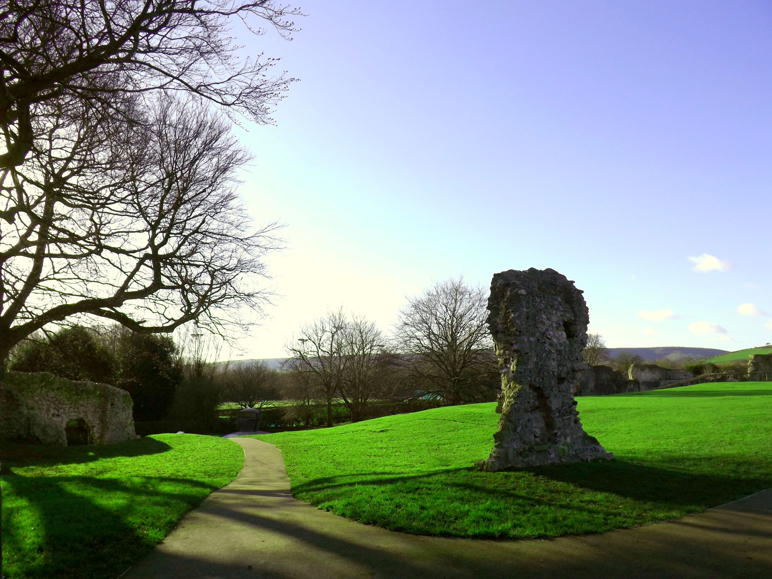 Lewes Landscape | Tall Girl Meets World