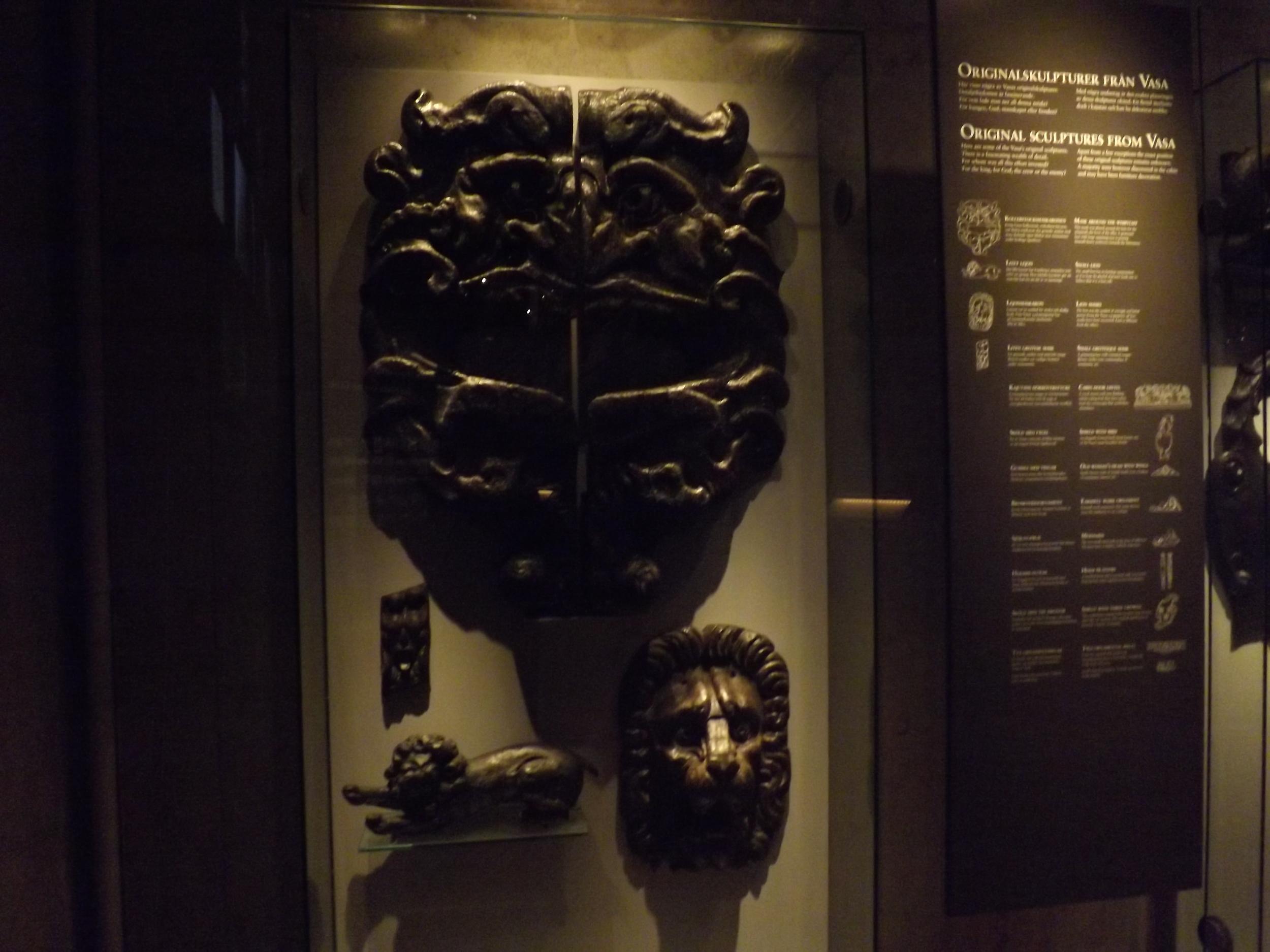 Vasa Artifacts | Tall Girl Meets World