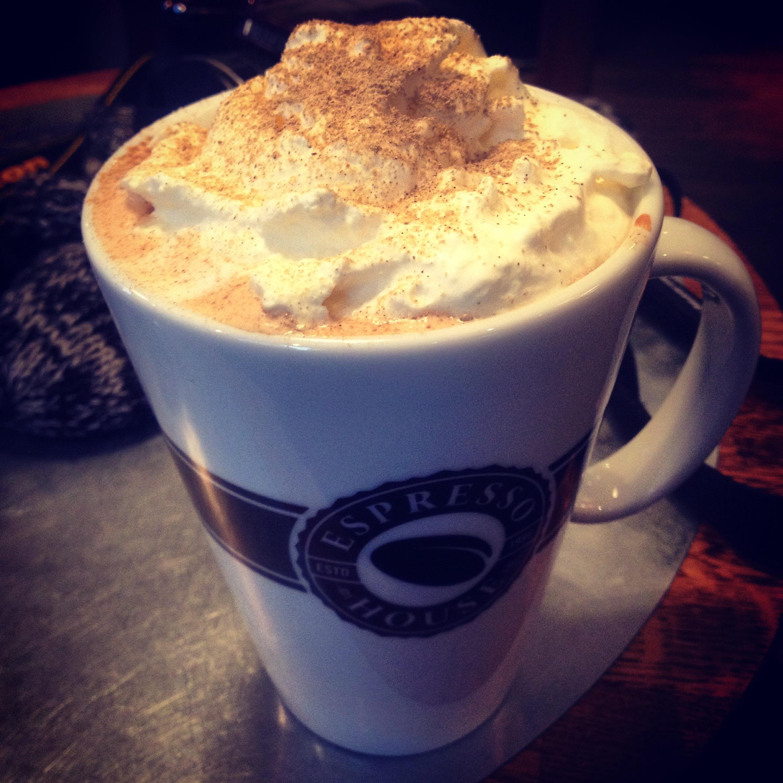 Espresso House Latte | Tall Girl Meets World