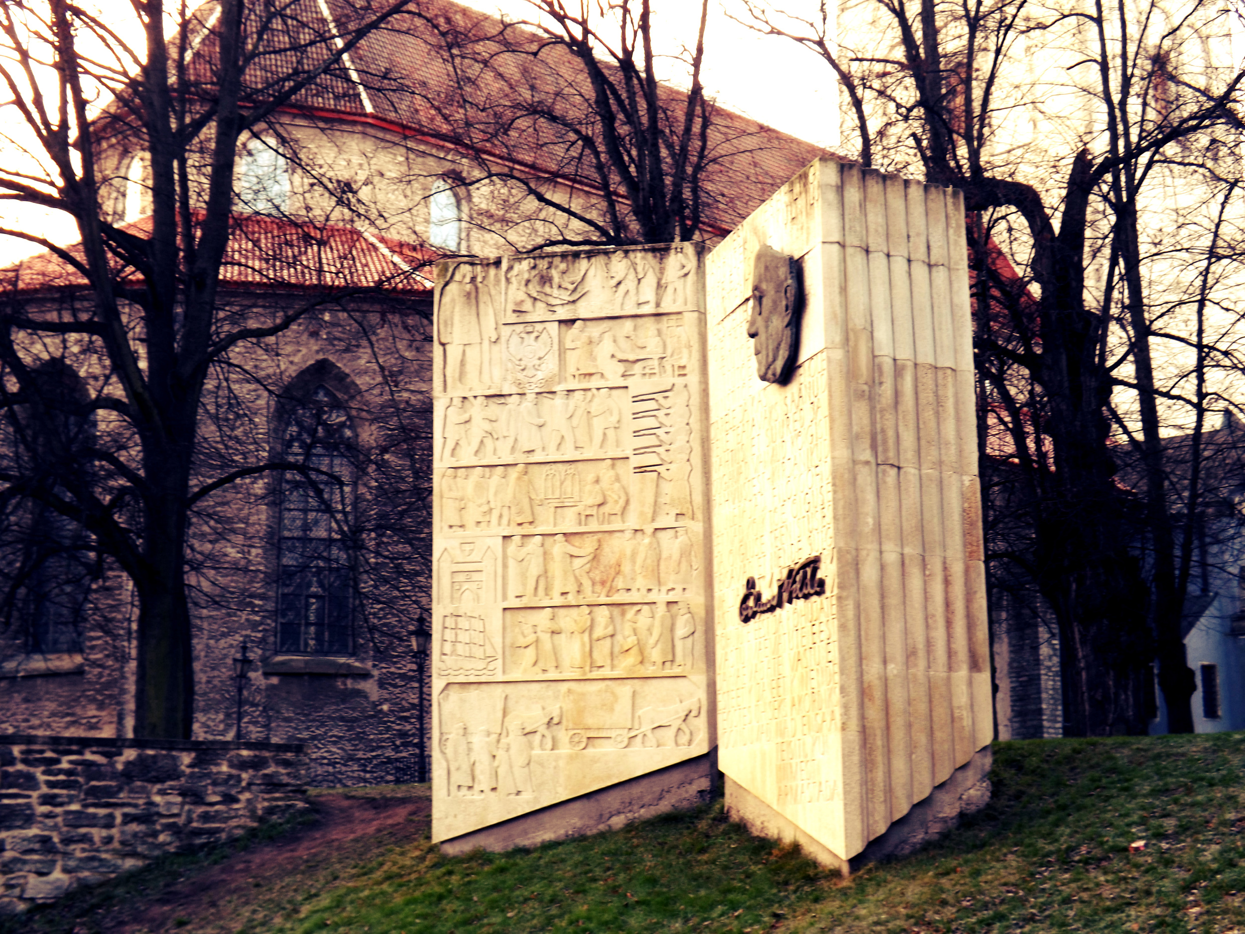 Tallinn Structure and Trees | Tall GIrl Meets World