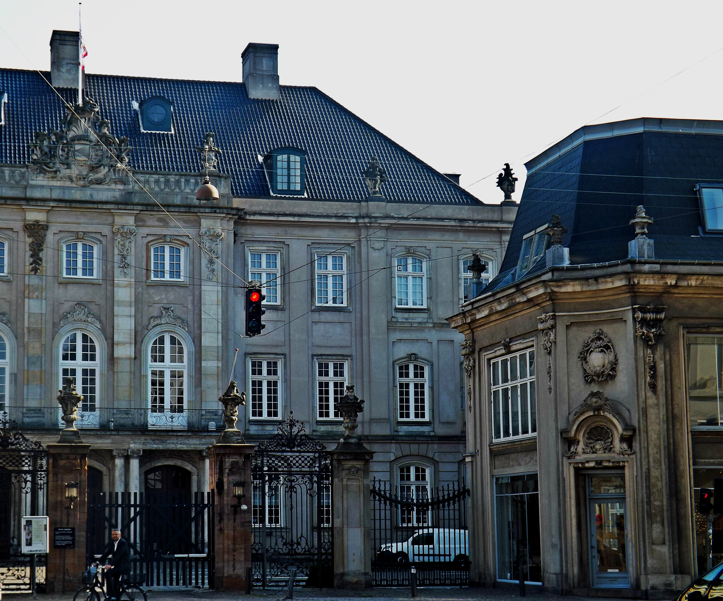 Beautiful Copenhagen Architecture | Tall Girl Meets World