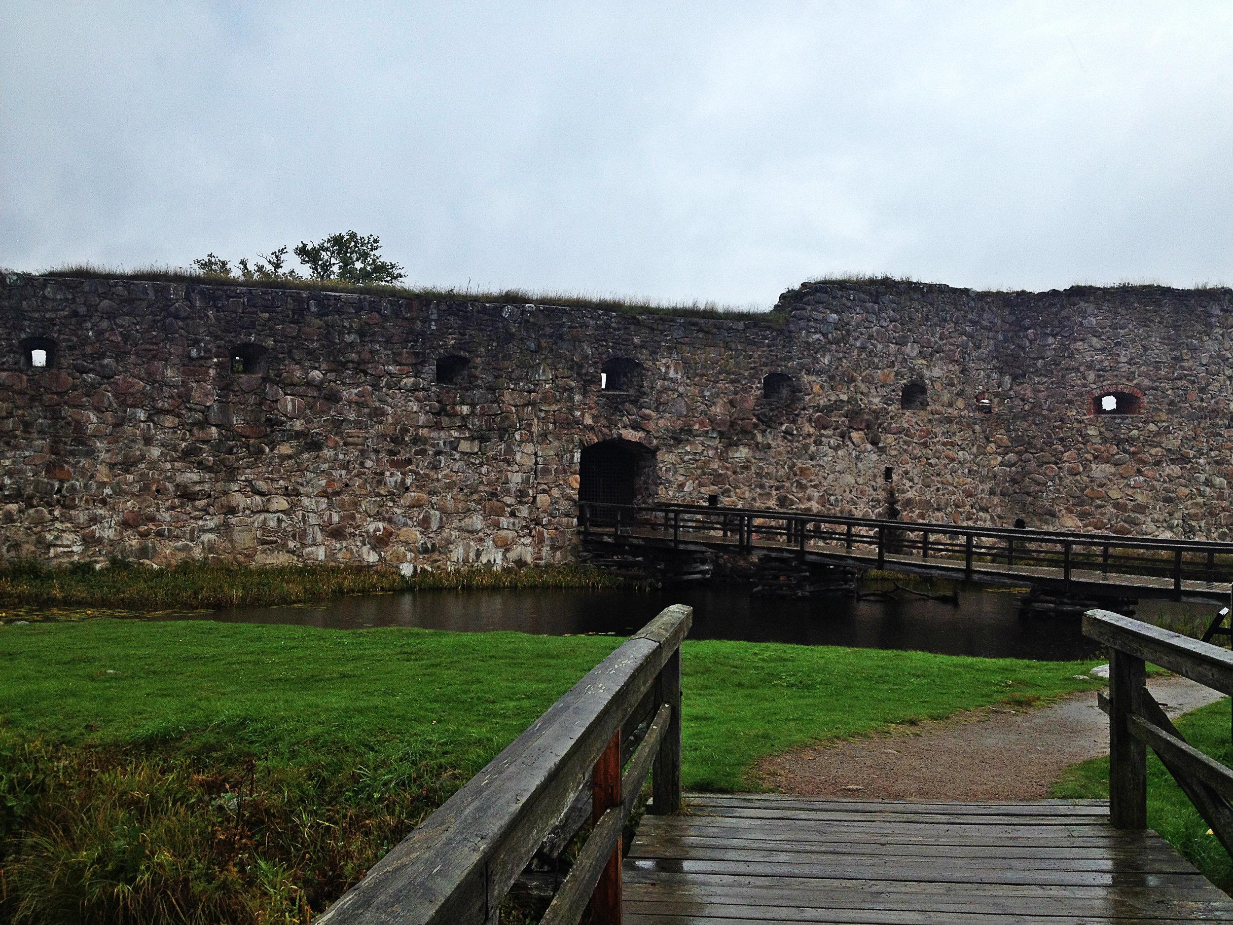 Castle Ruins and Bridge | Tall Girl Meets World