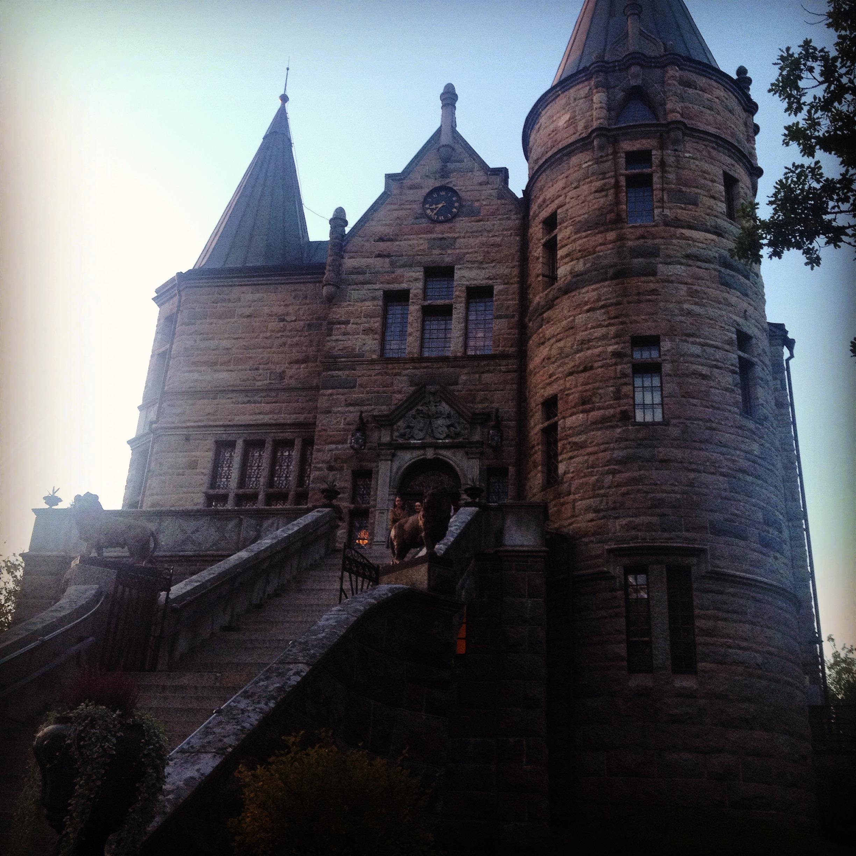 Linnaeus University Castle   Tall Girl Meets World
